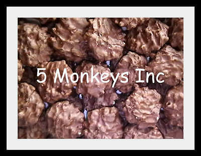 Sugar Free Almond Clusters ~ Diabetic Snacks ~ Candy Treats  4 or 8 Ounces