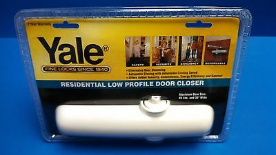 Yale Residential Door Closer 1001A-C