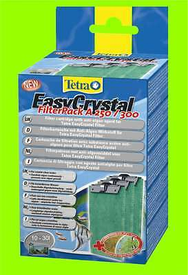 EasyCrystal A 250/300 NEUF avec AlgoStop FilterPack 3 Tetratec Cartouches 10-30