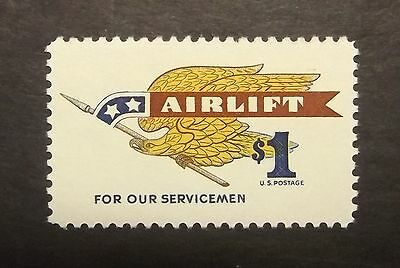 # 1341 MNH $1 Airlift - (3904)