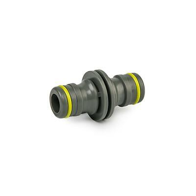 "Hozelock Compatible - 2-Way Connector 1/2"" For Garden Hose Pipe Water - W-Line"