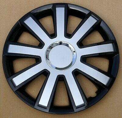 """Alloy wheel look 15"""" wheel trims to fit  Vw Transp.T4,Golf,Polo,Touran,Caddy"""