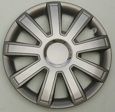 "Alloy wheel look 15"" wheel trims to fit  Vw Transp.T4,Golf,Polo,Touran,Caddy"