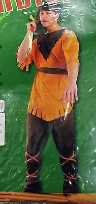 Carnevale Halloween Vestito Indiano Adulto Adult Indian's Dress 2