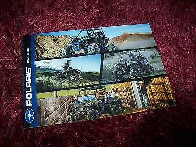 Catalogue /   Brochure POLARIS Gamme / Full line  2015 //