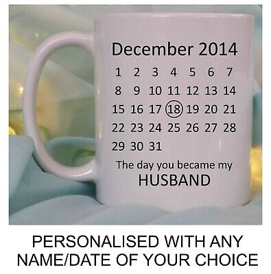 The Day You Became My Dad Uncle Grandad Husband Mug/coaster Father's Day Gift