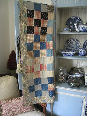 "Antique~Vintage & Very Collectable This 65"" X 78"" Cutter Quilt"