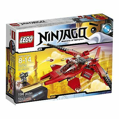 LEGO NINJAGO KAI FIGHTER (70721) - BRAND NEW IN FACTORY SEALED BOX