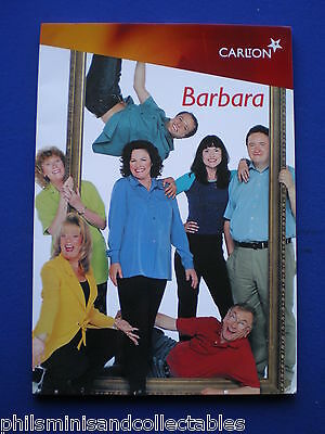 Barbara  TV Series - UK. Promotional Press Kit 2000