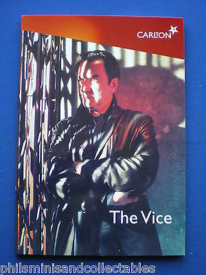 The Vice  TV Series - UK. Promotional Press Kit 2001