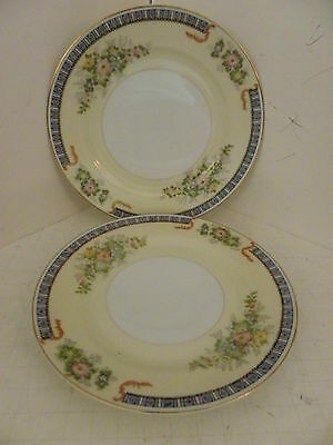 Limoges FRANCE Stern Brothers Salad Bread Vegetable Plate lot