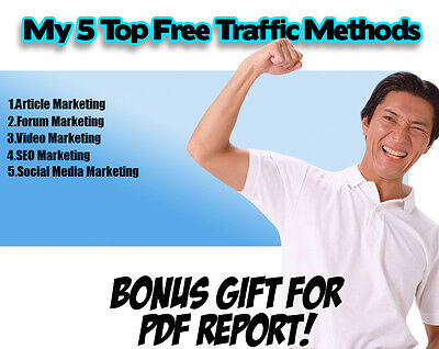 Top Free Traffic Method Revealed