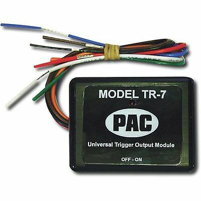 PAC TR7 Universal Trigger Output Module