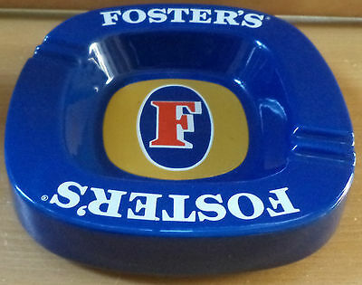COLLECTIBLE FOSTERS BEER CERAMIC ASHTRAY