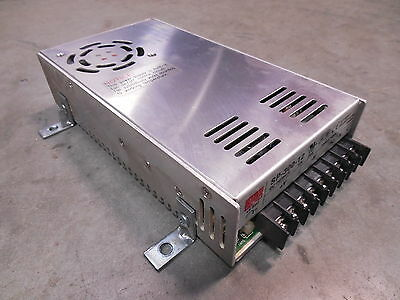 USED Mean Well SP-300-12 Power Supply Module 12VDC 24A