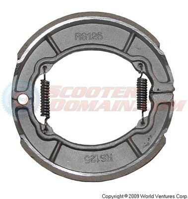 Brake Shoes - OEM (125mm x 28mm) for GY6 150cc Scooters