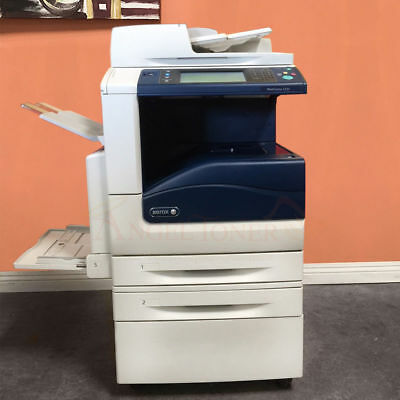 Xerox WorkCentre 5335 A3 MFP Black & White Laser Copier Less 5k Meter Count