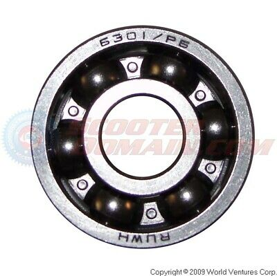 Bearing 6301 for GY6 150cc Scooters