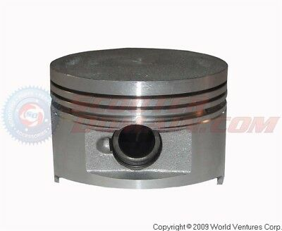 Piston - 57mm,  Stock  for GY6 150cc Scooters