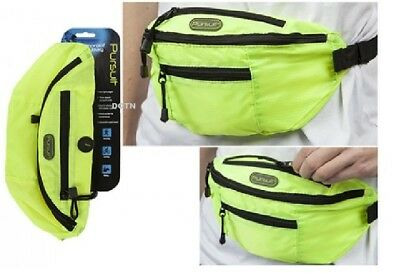 Pursuit HiViz Waterproof Outdoor Camping Waist Bum Bag Cycling Running Bag Pouch