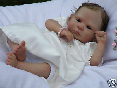 Sinead Donnelly, *PHILSCLAYBABIES* Baby soft vinyl Reborn Doll Kit Phil Donnelly