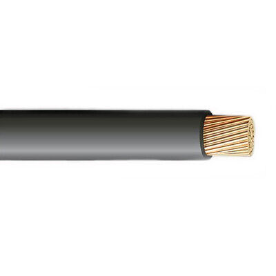 50' 300MCM AWG XHHW Copper Building Wire XLPE insulation Cable USA Made
