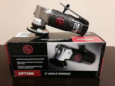 """Chicago Pneumatic 2"""" Angle Grinder"""