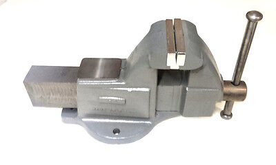 "Wilton 10103 4"" Machinists' Bench Vise with Stationary Base MADE IN THE USA"