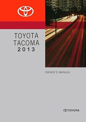 2013 toyota tundra owners manual user guide reference operator book rh picclick com 2012 toyota tundra owners manual pdf 2014 toyota tundra owners manual