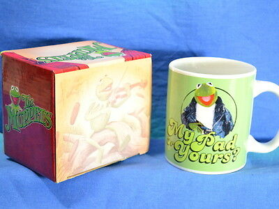 The Muppets - Kermit, Kaffeetasse, Tasse, Coffee Mug