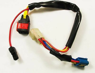 Ignition Switch Cables Wires PEUGEOT 406 CITROEN XSARA PICASSO Lock Barrel Plug