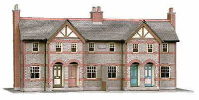Superquick OO Gauge Four Terraced Houses Card Kit B30