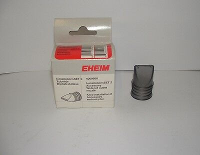 Eheim 4009680 Installation Set 2 Wide Jet Nozzle