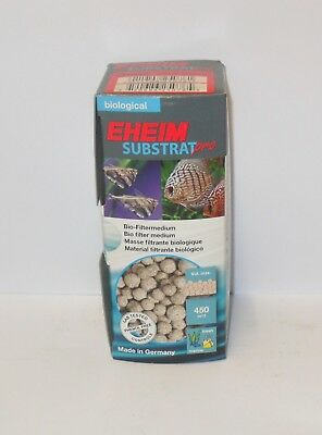 EHEIM 2510021 SUBSTRAT PRO 250ml. Aquaball Filter Media. Aquarium
