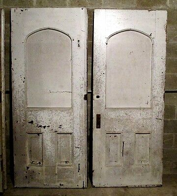 Large gothic entry doors for French doors 1800 x 2100