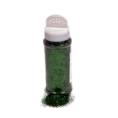 Artstraws Creation Station Glitter Shaker Jar Green CT1954