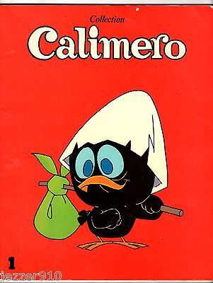 Collection CALIMERO n°1 # 1977 SAGEDITION