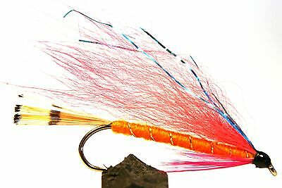 ICE FLIES. Streamer fly, Noname. Size 2, - 10 (3-pack)