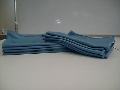 New 5 Ultimate Glass Cleaning Microfibre Cloths - Brilliant, Streak Free Clean