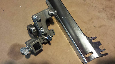 """14"""" Bandsaw Upper Guide brkt w/guard 4 import w/ 3/4'' guide post"""