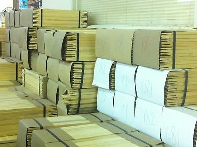 "Bulk Discount 1.5/"" Stretcher Bars Canvas Frame Stretching Strip 48/"" Bundle of 50"