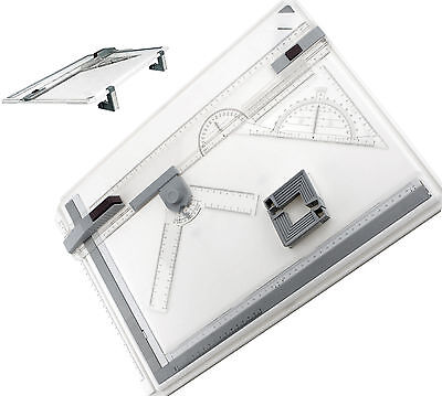 A3 Drawing Board Tilted Comic Art Architecture Parallel Motion Rapid Branded