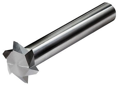 "3/8"" AlTiN Carbide Single Profile Thread Mill x 1/4""Shank 12-32 TPI Micro100 USA"
