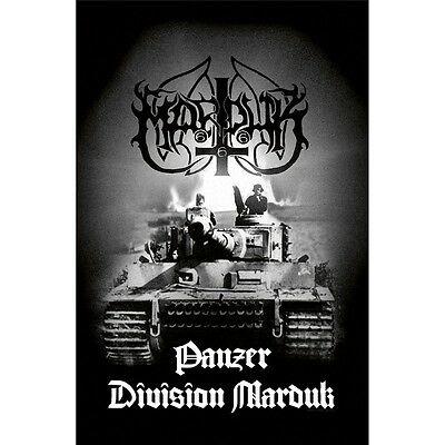 MARDUK Panzer Division POSTER FLAG Official Black Metal NEW