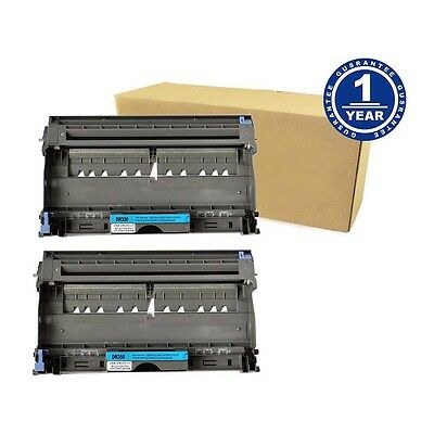 2x DR350 Drum Unit For Brother DCP-7020 HL-2040 HL-2070N MFC-7820N fax 2820 2920