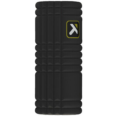 Trigger Point GRID Foam Roller for Fitness Physio Pilates Yoga Gym- Black NEW