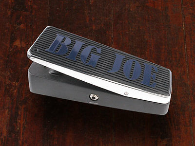 Big Joe Stomp Boxes Wah-Wah W-601