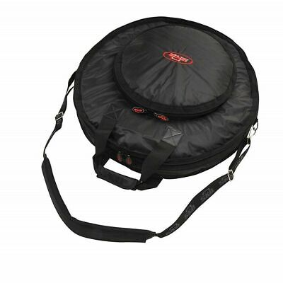 "SKB 1SKBCB22  22"" Cymbal Gig Bag Holds Cymbals to 22"" made from Ballistic Nylon"