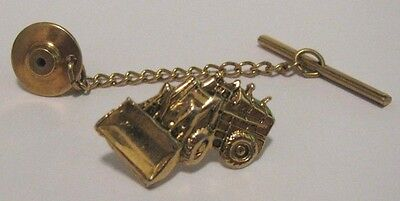 Allis Chalmers Front End Wheel Loader Tie Tack Clasp AC 12 16 745 840 545
