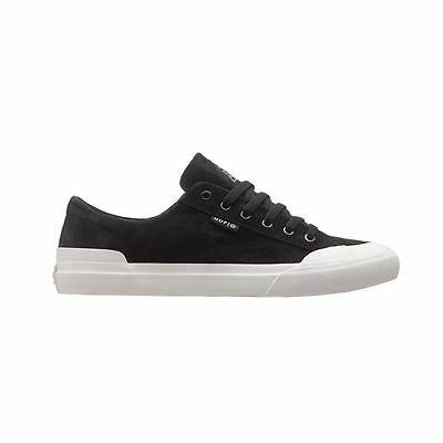 Huf Classic Lo Low Shoes Black New Free Postage Australian Seller
